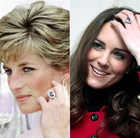 kate middleton engagement ring replica and cost hello