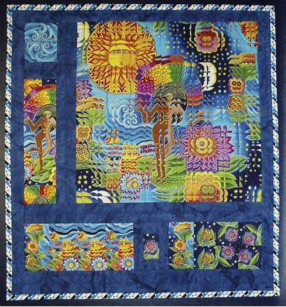 Quilt Fractured Quilts Tutorial Completed Class Last