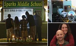 Sparks Middle School shooting: Nevada pupils describe ...