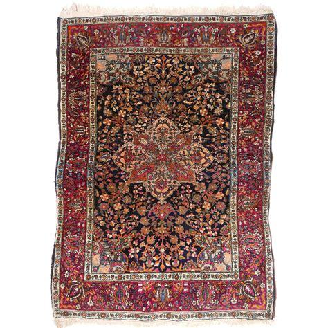13843 Semnan Antik Teppich Iran  Persien 190 X 130 Cm