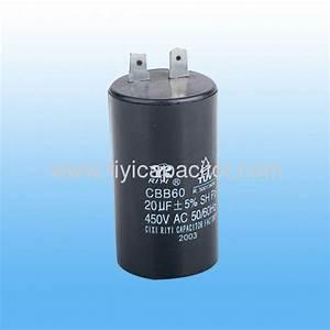 Cbb60 Ac Motor Capacitor Products