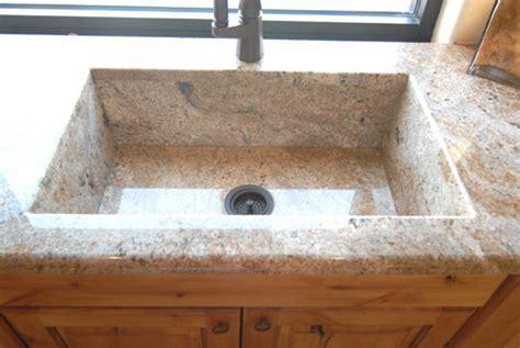 granite kitchen sink   Home Decor