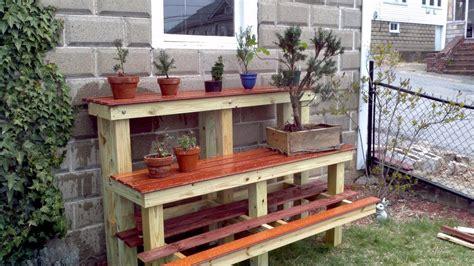 Stand, Bench On Pinterest  Bonsai, Bonsai Garden And