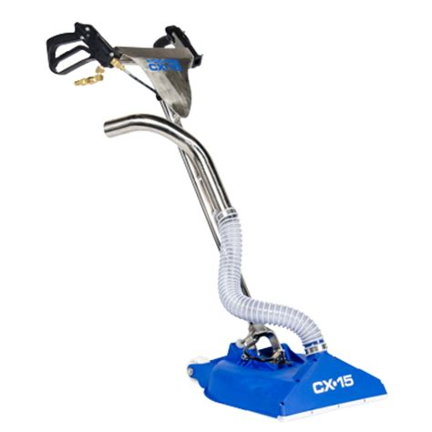 Steam Action Carpet Cleaning Machine