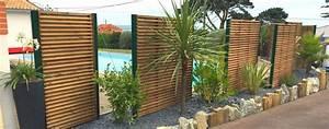 Brise Vue Décoratif : panneaux brise vue massif au jardin des r ves ~ Nature-et-papiers.com Idées de Décoration