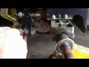 How To Replace Brake Pads On A John Deere Lawn Tractor