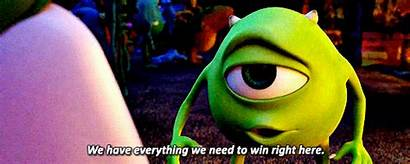 Monsters University Mike Wazowski Quotes Gifs Right