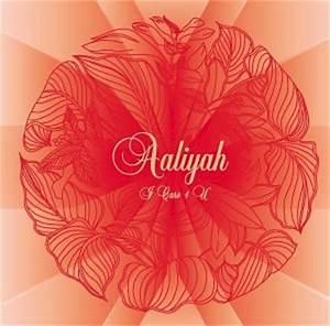 Aaliyah - I Care 4 U (with Bonus DVD) - Amazon.com Music