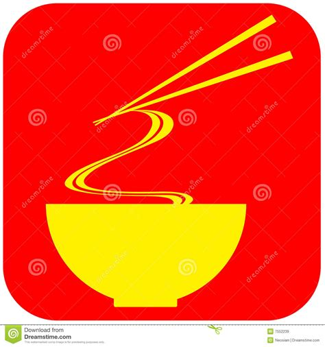 cuisine plaque noodle food sign stock vector image of dinning setting