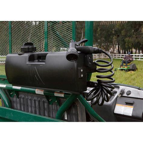waterport day tank  gallon portable  pressurized