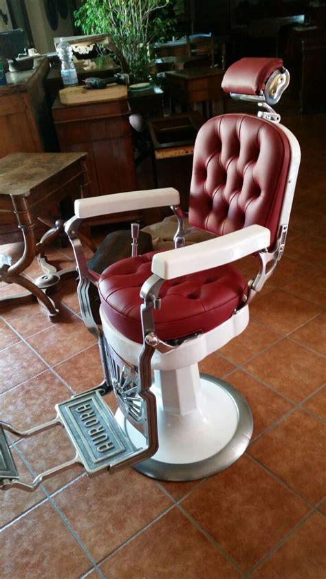 poltrona barbiere poltrona barbiere antichit 224 e restauro turco