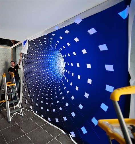 best of decoration mur interieur revger com toile tendu plafond avec led idée