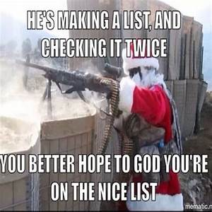 Army Christmas Meme Festival Collections