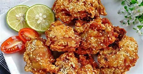 Sebenarnya, banyak resep ayam goreng yang bisa anda cari di internet atau buku masakan. Resep Ayam Goreng Wijen, Tekstur Krispi dan Enak Dimasak dengan Bumbu Marinasi