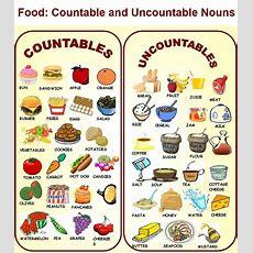 Countable And Uncountable Nouns  My English Blog
