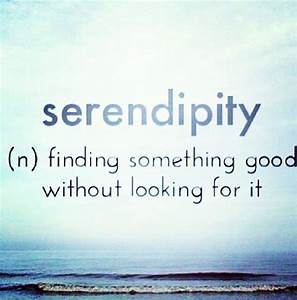 Serendipity Quotes And Sayings. QuotesGram