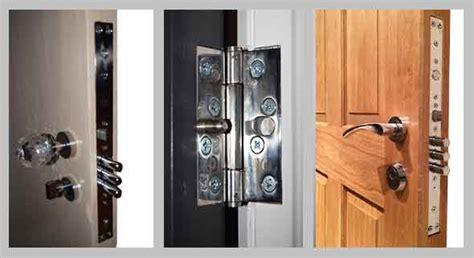 Security Wooden Doors