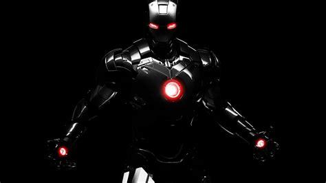 Iron Man 4 Black 4k Wallpaper  Hd Wallpapers