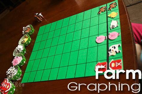 diy farm animal graph   printable life  cs
