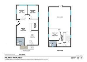 commercial real estate floor plans digital real estate - Fllor Plans