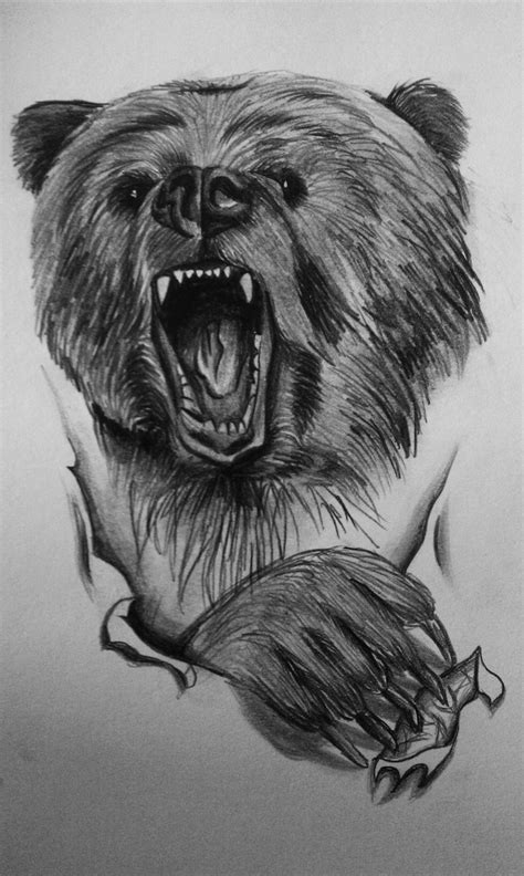 Bear Tattoos and Designs  Page 276