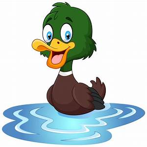 Duck clip art image - Clipartix