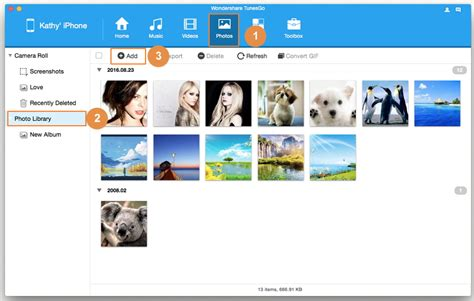 import photos from mac to iphone how to delete import and manage iphone photos on mac