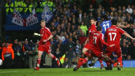 Chelsea v Liverpool: Classic matches including ghost goals ...