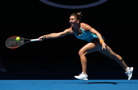 Pronostic Simona Halep vs Shelby Rogers Australian Open 16.01.2017