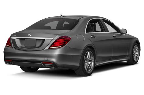 All the above prices are manufacturer's recommended retail prices. 2017 Mercedes-Benz S-Class MPG, Price, Reviews & Photos | NewCars.com