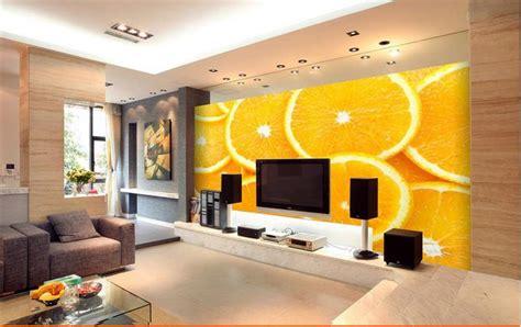 orange wallpaper catalogue revodesign studios
