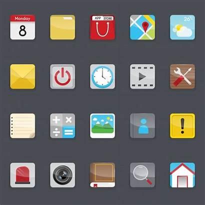 Phone Mobile Icons Menu Icon Mute Turn