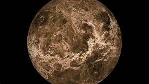 SVS: Magellan: Venus False-Color Terrain
