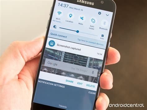 screenshot with android how to take a screenshot on the samsung galaxy s7
