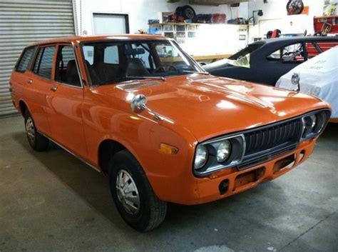 Datsun 710 Wagon by 1977 Datsun 710 Wagon Bring A Trailer