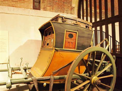 chaise de poste histoire des voies de communication et moyens de transport