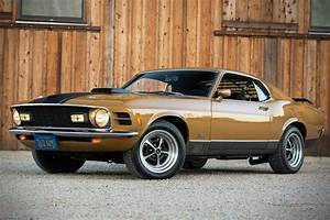 Auction Block: 1970 Ford Mustang Mach 1 | HiConsumption