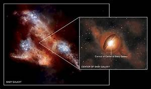 Astronomers Detect Earliest Black Holes