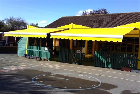 Commercial Awnings & School Awnings