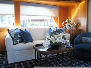 Charlotte lake norman yacht decorating ideas boat decor for Interior decorating ideas for boats