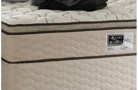 king koil mattress king koil chiro comfort reviews productreview au