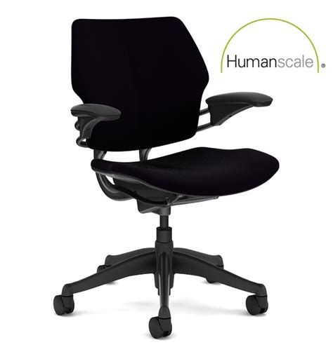 Humanscale Freedom Chair Uk by Next Day Delivery Humanscale Freedom Task Chair Black
