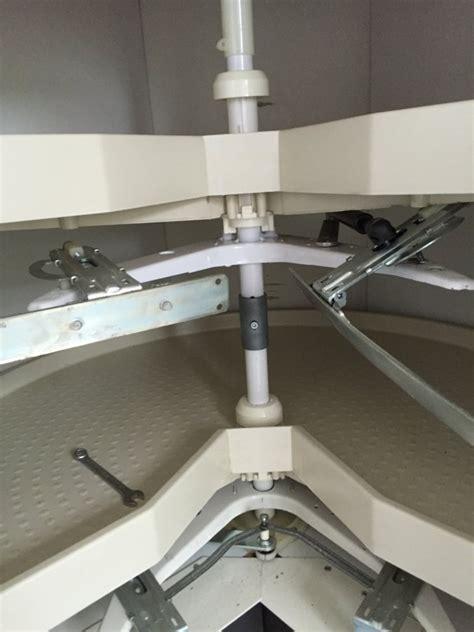 Küchen Eckschrank Mit Rondell by Rondell Im Unterbau Eckschrank Defekt K 252 Chen Forum