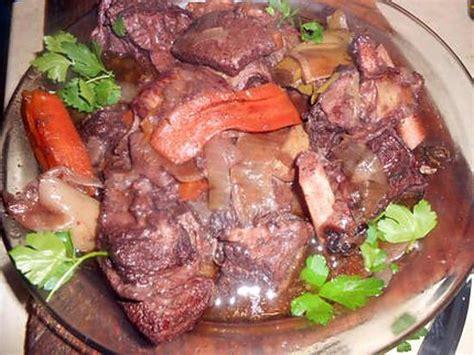 cuisiner cote de boeuf les meilleures recettes de plat de cote de boeuf