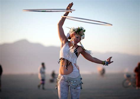 Ring Ring Burning Man Rolling Stone