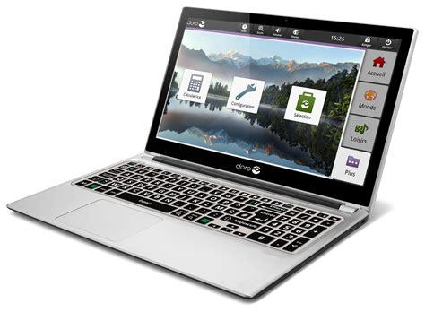 doro easypc un ordinateur portable simplifi 233 pour s 233 niors et technophobes