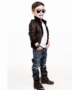 The Most Stylish Toddler on Instagram | Little boys ...