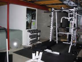 Home Gym Ideas Powerlifting Picture