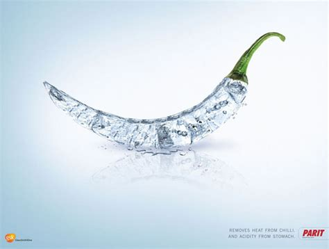 clever examples  print advertising advertising