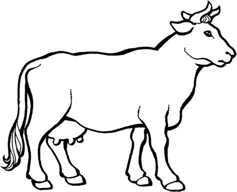 cow template farm animal template animal templates free premium templates